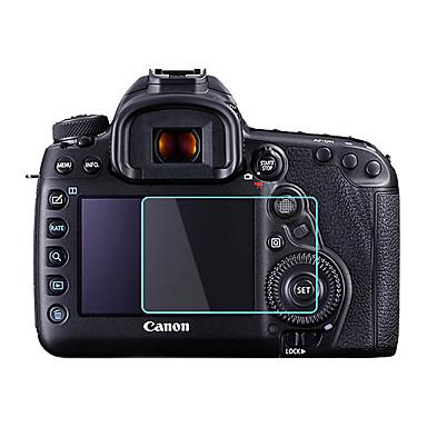 Dengpin anti-scratch eksplosjonssikker temperert glass skjermbeskytter film for Canon EOS 5ds 5dsr