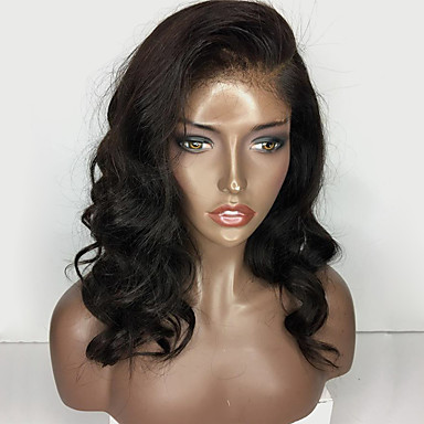 Hot Selling Loose Wave Lace Front Human Hair Wigs for Black Woman 100% Unprocessed Brazilian Virgin Hair Glueless Lace Wig with Baby Hair