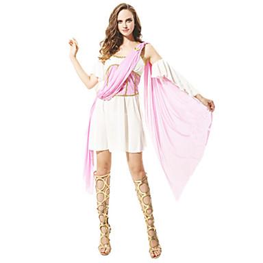 Costumi Antichi Romani Cosplay Dea Costumi Cosplay Vestito da Serata Elegante  Per donna Grecia antica Antica Roma Halloween Carnevale Feste   vacanze ... 0dee723c289