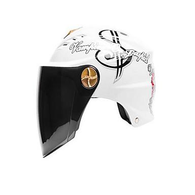 Meio Capacete Forma Assenta Compacto Respirável Melhor qualidade meia cuia Esportivo capacetes para motociclistas