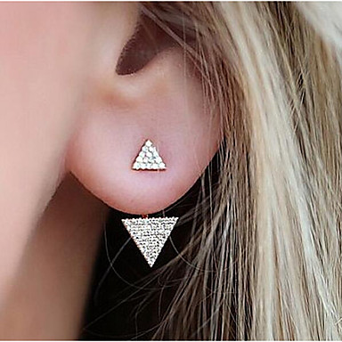 Women's Stud Earrings - Fashion Gold / Silver For Daily
