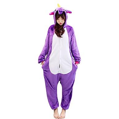 Per adulto pigiama kigurumi unicorn cavallo pigiama a pagliaccetto