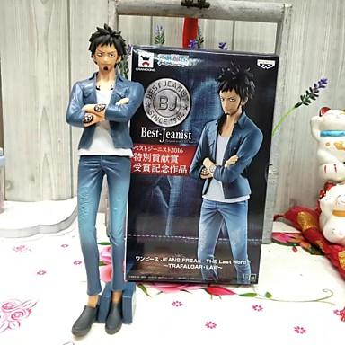 Anime Action-Figuren Inspiriert von One Piece Trafalgar Law PVC CM Modell Spielzeug Puppe Spielzeug Herrn Damen