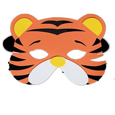 Halloween-Masken / Tiermaske Tiger / Zum Gruseln Stücke Mädchen Kinder Geschenk