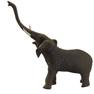 حيوانات عمل أرقام الحيوانات محاكاة السليكون المطاط للأطفال في سن المراهقة صبيان فتيات ألعاب هدية