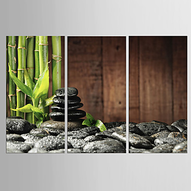 Print Rolled Canvas Prints Abstract Three Panels