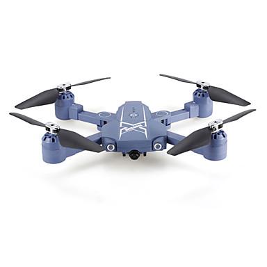 RC Drohne HC629 4 Kanäle 2.4G Mit HD - Kamera 0.3MP Ferngesteuerter Quadrocopter Ein Schlüssel Für Die Rückkehr / Kopfloser Modus / Mit