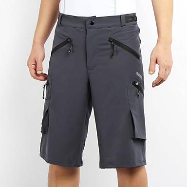 Arsuxeo Férfi Kerékpáros nadrág Bike Kerékpáros rövidnadrág / Baggy nadrág / Alsók Gyors szárítás, Anatómiai tervezés Klasszikus