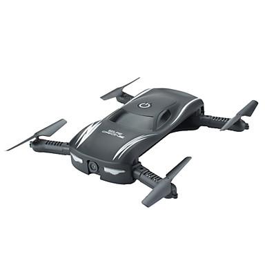RC Drón X185 4 csatorna 6 Tengelyes 2,4 G HD kamerával 0.3MP 480P RC quadcopter FPV / Headless Mode / 360 Fokos Forgás RC Quadcopter / USB kábel / 1 Akkumulátor A Drónnak / Lebeg / Következő Mode