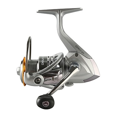 Fishing Reel Spinning Reel 5.0:1 Gear Ratio+11 Ball Bearings Hand Orientation Exchangable Sea Fishing / Spinning / Jigging Fishing -