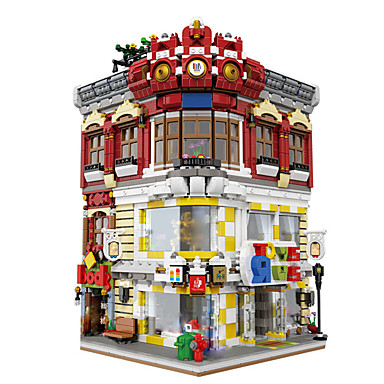 XINGBAO Building Blocks 5491pcs House Unisex Gift