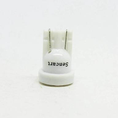 SENCART T10 Car Light Bulbs SMD 3528 40lm Exterior Lights For universal