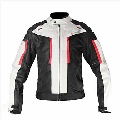 RidingTribe Jacke Oxford Alles Sommer Beste Qualität Gute Qualität Motorrad Nierengurte
