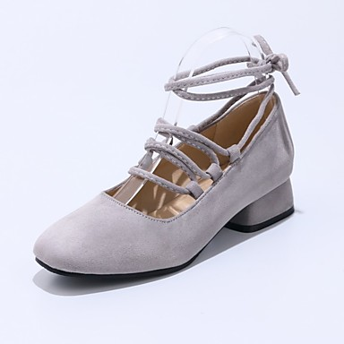 Damen Schuhe Stretch - Satin maßgeschneiderte Werkstoffe Frühling Herbst Tauchschuhe formale Schuhe Leuchtende Sohlen Schuhe für das