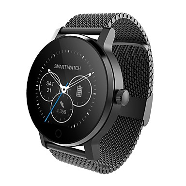 Smartwatch YYSMA9 for iOS / Android Heart Rate Monitor / Calories Burned / Long Standby / Touch Screen / Water Resistant / Water Proof Pulse Tracker / Stopwatch / Pedometer / Activity Tracker / Sleep