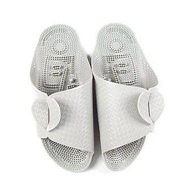Damen Schuhe PVC Sommer Komfort Slippers & Flip-Flops Für Normal Grau