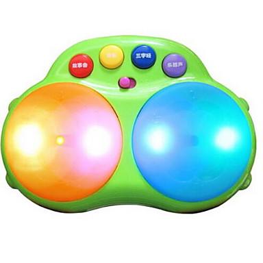 Fejlesztő játék Glazbeni instrumenti Hangszerek Dob felszerelés Ovális Gyermek Uniszex