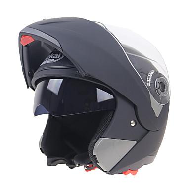 Kask otwarty Doroślu Unisex Kask motocyklowy Odporne na czynniki zewnętrzne / Odporne na zarysowania / Podwójny ekran