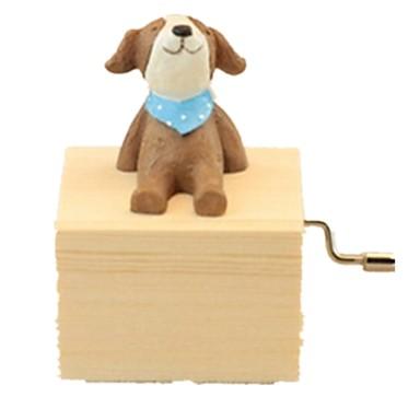 Zenedoboz Kutyák Állatok / Szeretetreméltő Gyermek / Felnőttek / Gyerekek Ajándék Uniszex