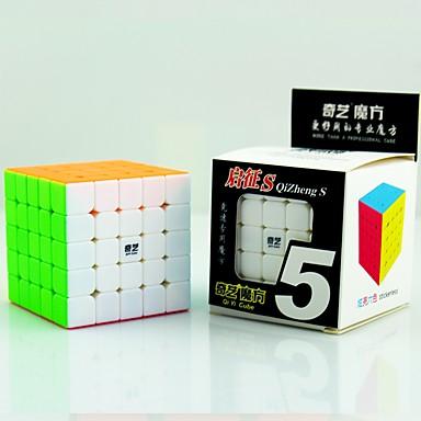 Rubik kocka QIYI 5*5*5 Sima Speed Cube Rubik-kocka Fejlesztő játék Stresszoldó Puzzle Cube Móka Ajándék Klasszikus Uniszex