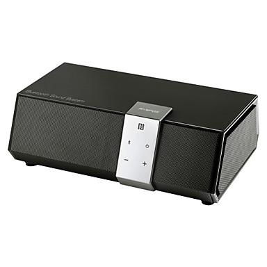 p3 Bluetooth 4.0 Hordozható hangszóró Hangszóró Fekete