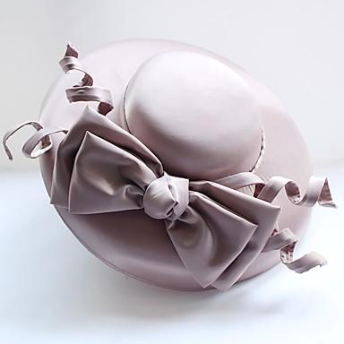 Chiffon Stoff Fascinators Hüte Kopfstück klassischen femininen Stil