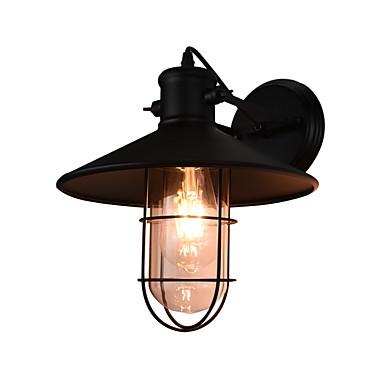Rustic / Lodge / Antique / LED Wall Lamps & Sconces Metal Wall Light 110-120V / 220-240V 4 W / E27
