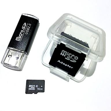 16GB TF cartão Micro SD cartão de memória Class6 AntW5-16