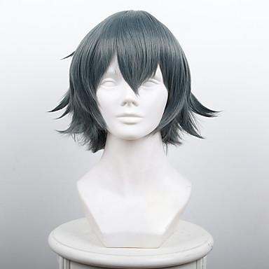 Szerepjáték Parókák Szerepjáték Szerepjáték Anime Szerepjáték parókák 30cm CM Hőálló rost Férfi Női