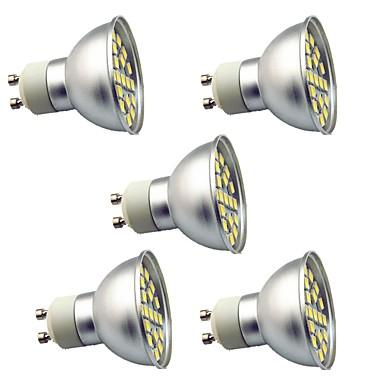 3 W 350 lm LED szpotlámpák 29 led SMD 5050 Dekoratív Meleg fehér Hideg fehér AC 220
