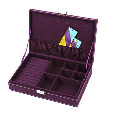 صندوق المجوهرات مع ميزة هو إلى