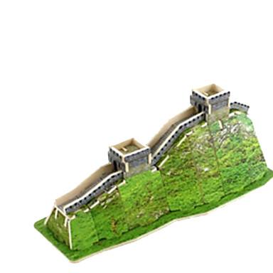 3D - Puzzle Holzpuzzle Holzmodell Spielzeuge Berühmte Gebäude Architektur 3D Holz Naturholz Unisex Stücke