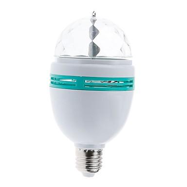 3W 295lm E27 LED Smart Bulbs 3 LED Beads Integrate LED Decorative Dual Light Source Color 220V