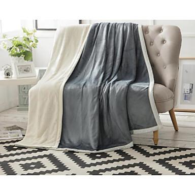 Super Soft, Nyomtatott Egyszínű Pamut takarók