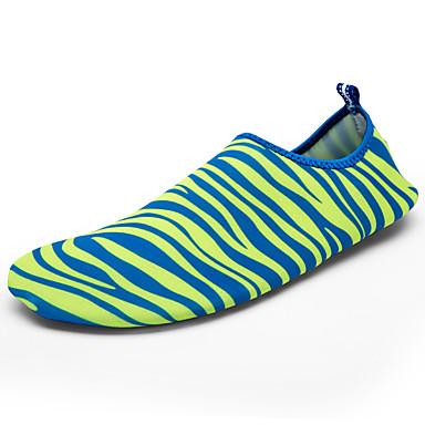 Herren Schuhe Elasthan Sommer Herbst Komfort Leuchtende Sohlen Tauchschuhe Sportschuhe Wasser-Schuhe Für Sportlich Normal Fuchsia