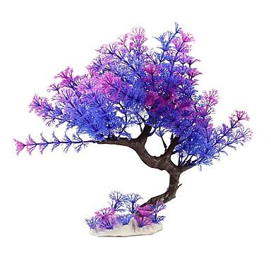 Aquarium Dekoration Wasserpflanze Kunststoff