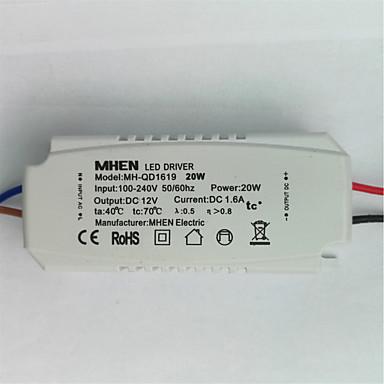 1pc Gute Qualität Dekoration Energieversorgung