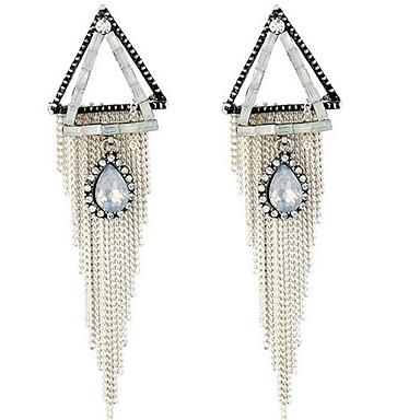 Damen Ohrringe Set Vintage individualisiert überdimensional Modisch Aleación Geometrische Form Schmuck Für Bühne Festtage Ausgehen