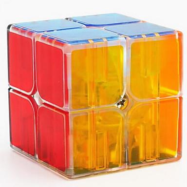 مكعب روبيك z-cube 2*2*2 السلس مكعب سرعة مكعبات سحرية مخفف الضغط لغز مكعب متضمن دليل المستخدم هدية للجنسين