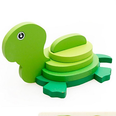 3D - Puzzle Holzpuzzle Hölzern Naturholz Kinder Unisex Geschenk
