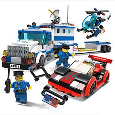 Bausteine Spielzeuge Spielzeuge Kunststoff Kinder Stücke
