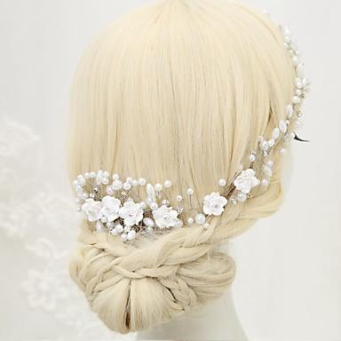 rhinestone alloy hair fésű fejdísz klasszikus női stílusban