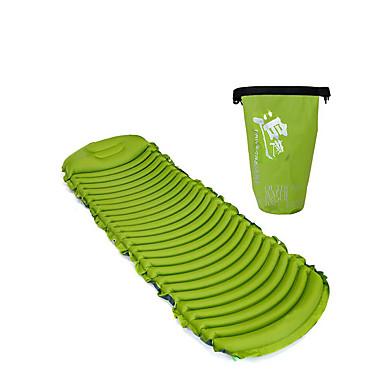Felfújható matrac Laticel Külső Párásodás gátló Ultra könnyű (UL) Felfújható Kényelmes PVC Flanel Kempingezés és túrázás Szabadtéri