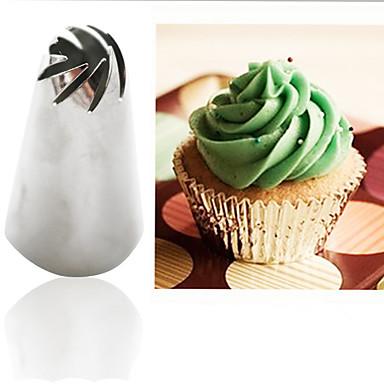 Bakeware eszközök Rozsamentes acél + A ragú ABS Mindennapokra süteményformákba 1db