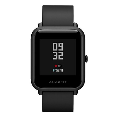 cheap Smartwatches-Original Xiaomi Huami AMAZFIT Smartwatch  IP68 Waterproof Heart Rate Monitor-CHINESE VERSION