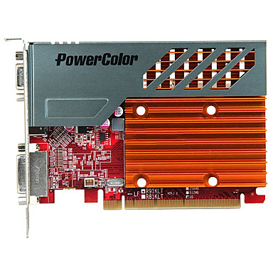 Video-Grafikkarte 625MHz/1334MHz1GB/64-Bit DDR3