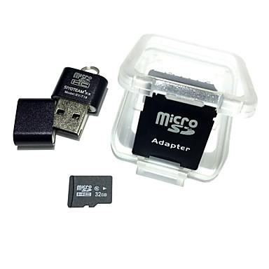 32GB بطاقة مايكرو SD بطاقة TF شريحة ذاكرة CLASS10 AntW1-32