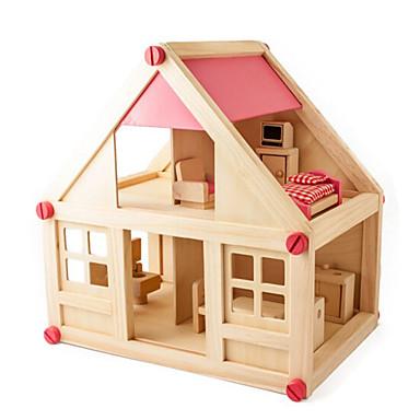 3D - Puzzle Holzpuzzle Spielzeug Spielzeuge Berühmte Gebäude Haus Architektur 3D Holz Naturholz Unisex Stücke
