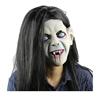 Zombie Cosplay Haloween Figuren Maskerade Unisex Halloween Karneval Fest / Feiertage Halloween Kostüme Vintage