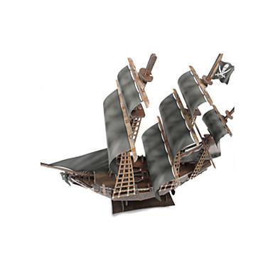 3D építőjátékok Fejtörő Hajó EPS+EPU Uniszex Ajándék